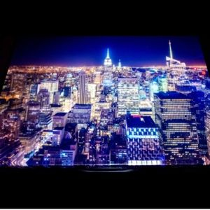 Other - New York City Night Sky Wall Art NYC Canvas Print